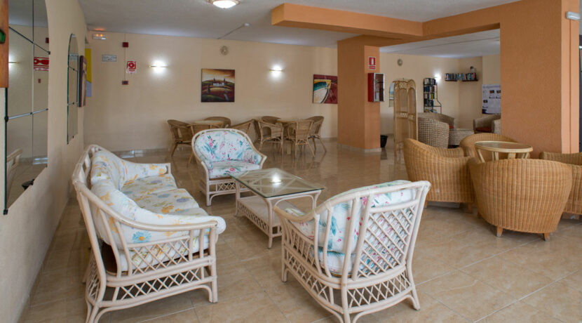 1 bed apartment for sale in Las Americas Tenerife | Caribe Apartments