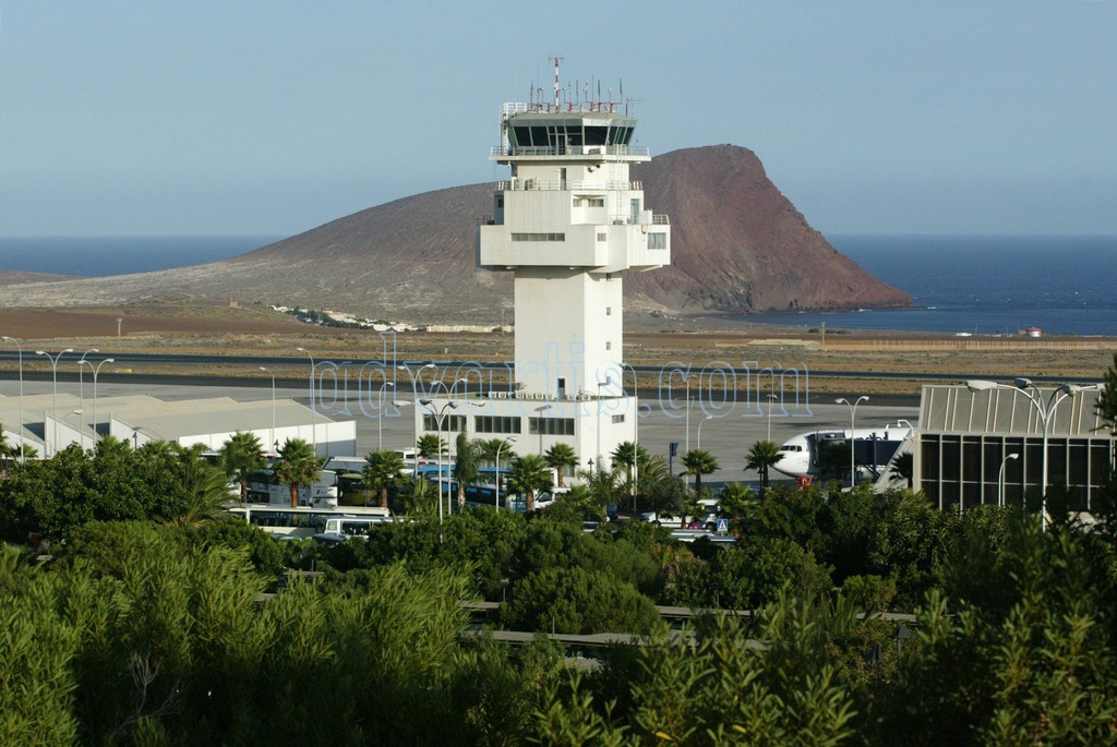 Tenerife south airport