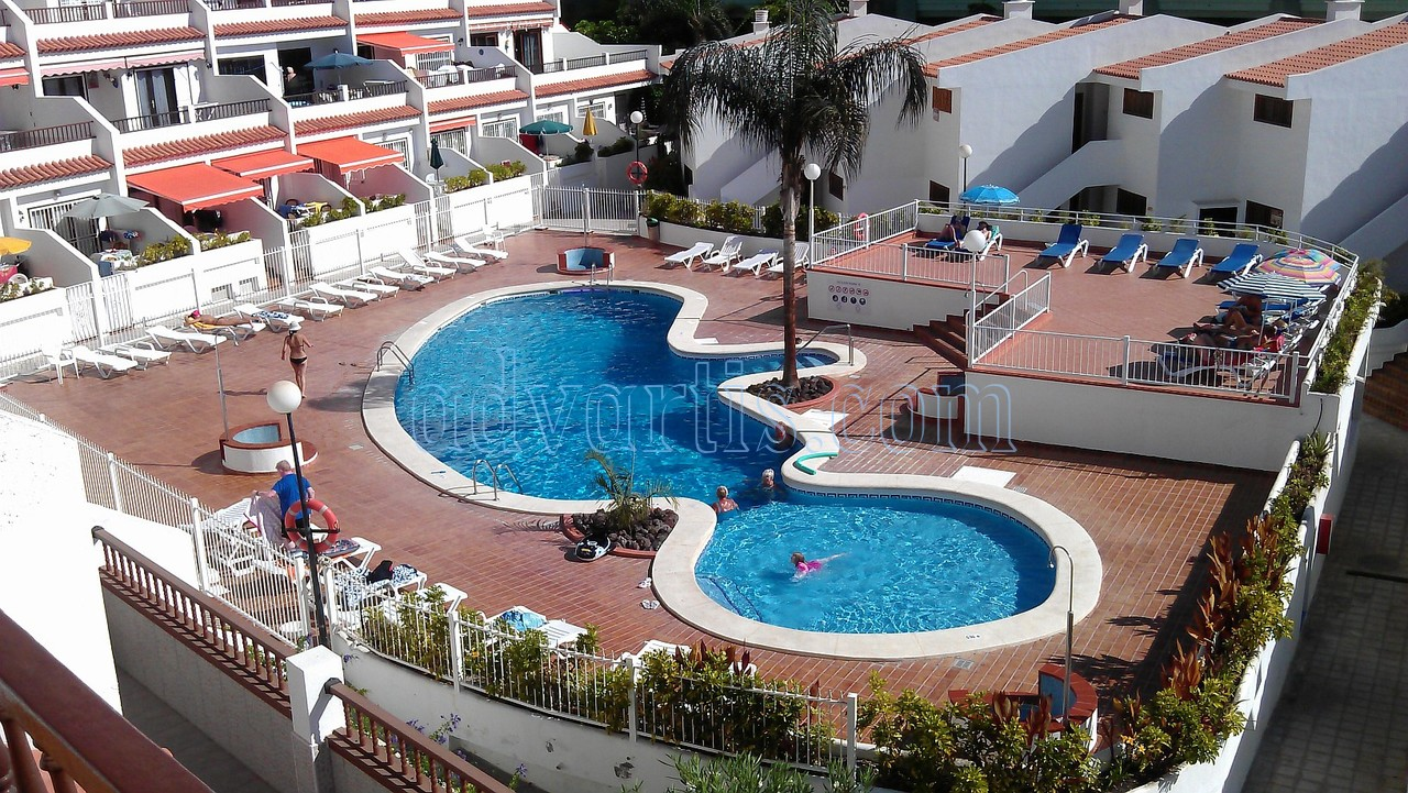 1 bedroom apartment for sale in popular complex Ocean Park, San Eugenio Bajo, Tenerife