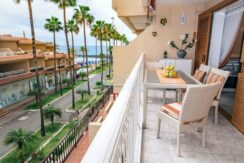 Seafront 2 bedroom apartment for sale in Compostela Beach, Las Americas, Tenerife