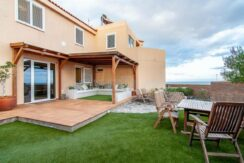Oceanfront house for sale in El Medano Tenerife Spain