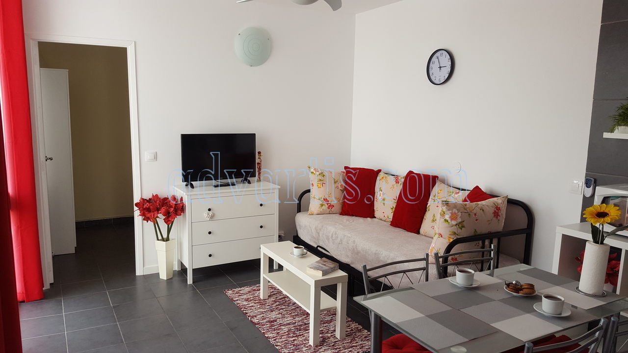 Studio apartment for sale in Las Galletas, Tenerife €98.000
